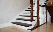 Отделка бетонной лестницы: как и чем проводится облицовка
